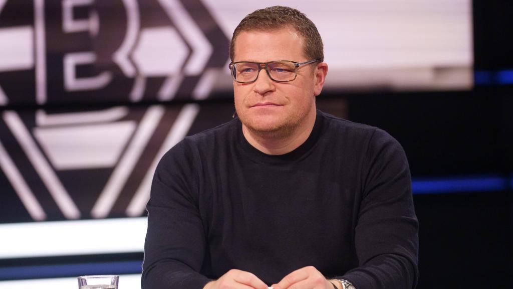 Gladbach-Sportdirektor Max Eberl fordert einen Neuanfang im DFB