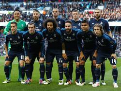 James no formó parte del once inicial del Madrid en semis de la Champions. (Foto: Getty)