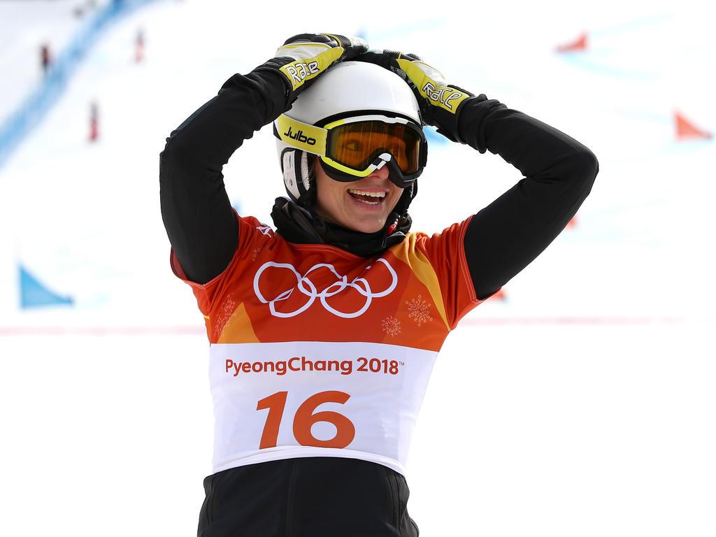 Selina Jörg krönte ihre Leistung mit olympischem Silber