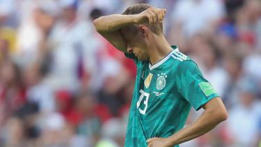 Droht Thomas Müller in der deutschen Fußball-Nationalmannschaft das Aus?