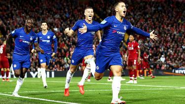 El Chelsea suma 20 unidades en la tabla. (Foto: Getty)
