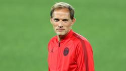 Thomas Tuchel ist vor dem wegweisenden Champions-League-Spiel konzentriert