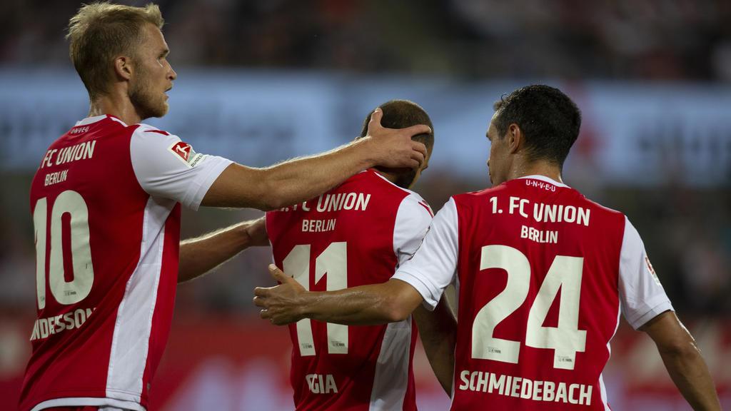 Union Berlin kommt gegen Dynamo Dresden nicht über ein 0:0 hinaus