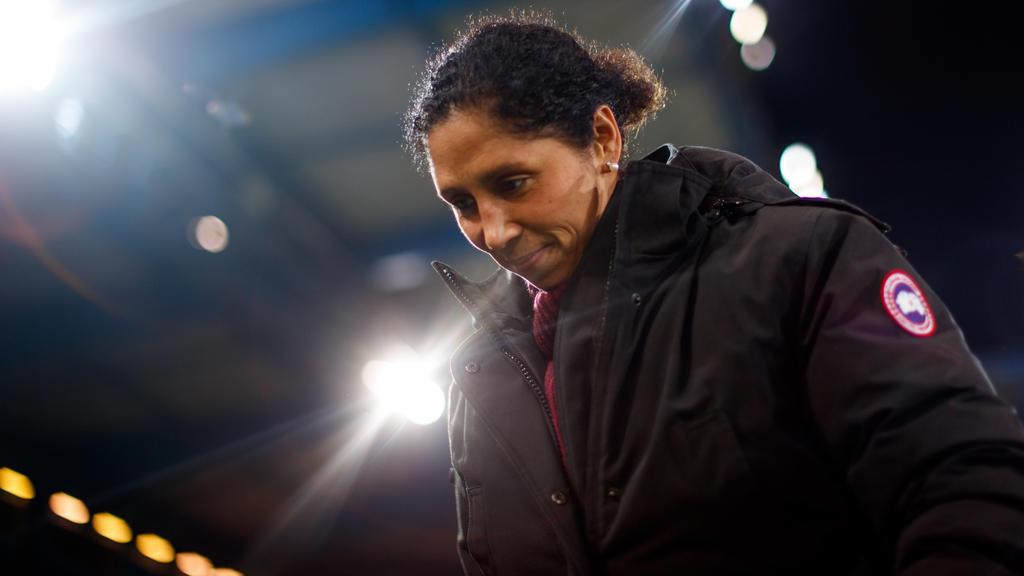 Steffi Jones wurde zu Jahresbeginn als Bundestrainerin entlassen