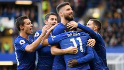 Hart erkämpfter Heimsieg für den FC Chelsea