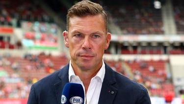 Kenner des niederländischen Fußballs: Erik Meijer