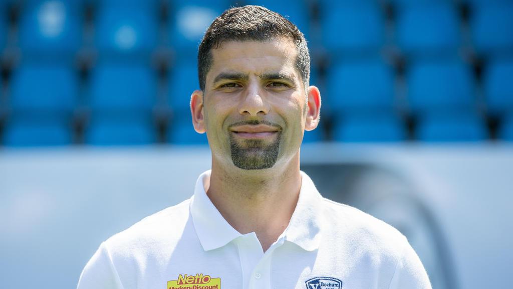 Dimitrios Grammozis ist neuer Trainer bei Darmstadt 98