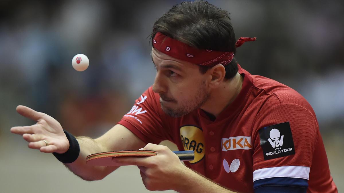 Timo Boll trauert der verpassten Chance bei der WM hinterher