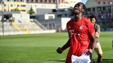 Kwasi Wriedt ist der Tor-Garant des FC Bayern II