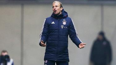 Im Stadion an der Grünwalder Straße übernimmt künftig Sebastian Hoeneß als Trainer