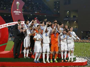 El Madrid ganó el Mundial de Clubes en 2014. (Foto: Getty)