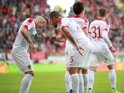 Tor gegen Werder