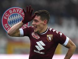 Ist Andrea Belotti bei Bayern München im Gespräch?