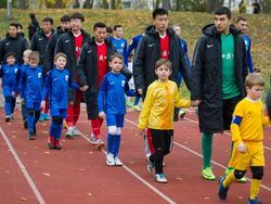 Vorerst keine weiteren Tests der chinesischen U20 gegen deutsche Teams