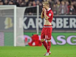 Kacper Przybylko hat sich erneut verletzt
