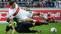 Mario Gomez startet mit Stuttgart in die zweite Liga