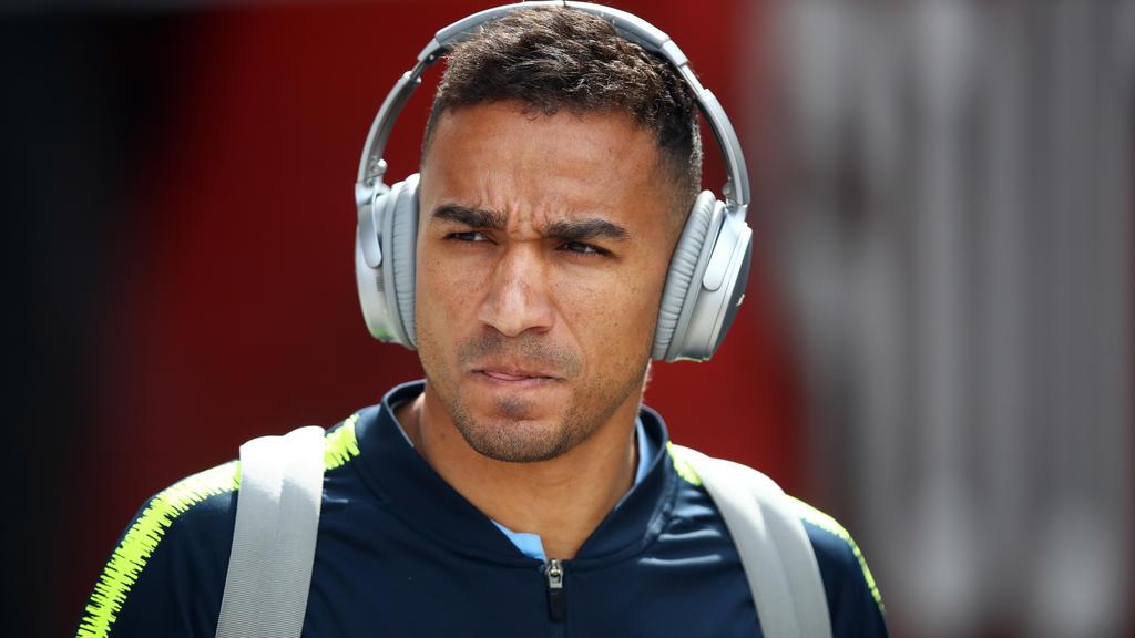 Danilo acaba de llegar a la Serie A.