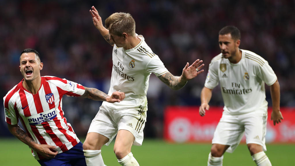 Real Sociedad Calendrier.Primera Division Acutalites Real Hold Off Atletico In
