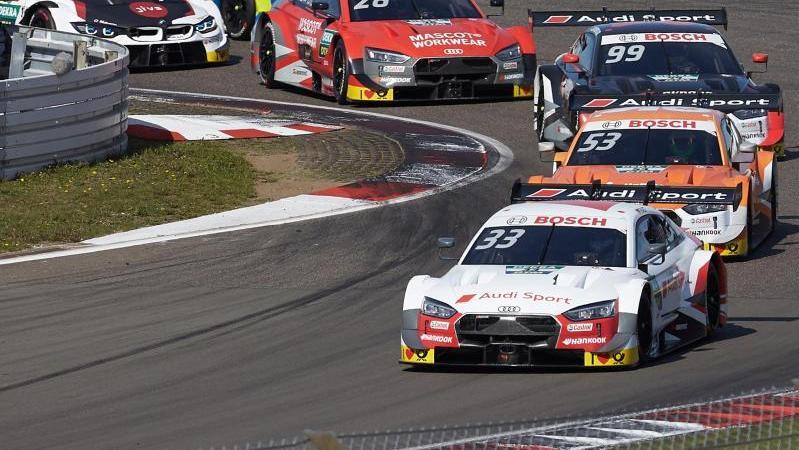 Die Teams der DTM werden sich auf dem Hockenheimring mit der japanischen Super GT-Serie messen