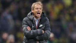 Jürgen Klinsmann zieht bei Hertha BSC die Zügel an