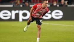 Mario Götze wurde für seinen starken Europa-League-Auftritt belohnt