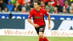 Spielt bereits seit der B-Jugend in Freiburg: Höfler