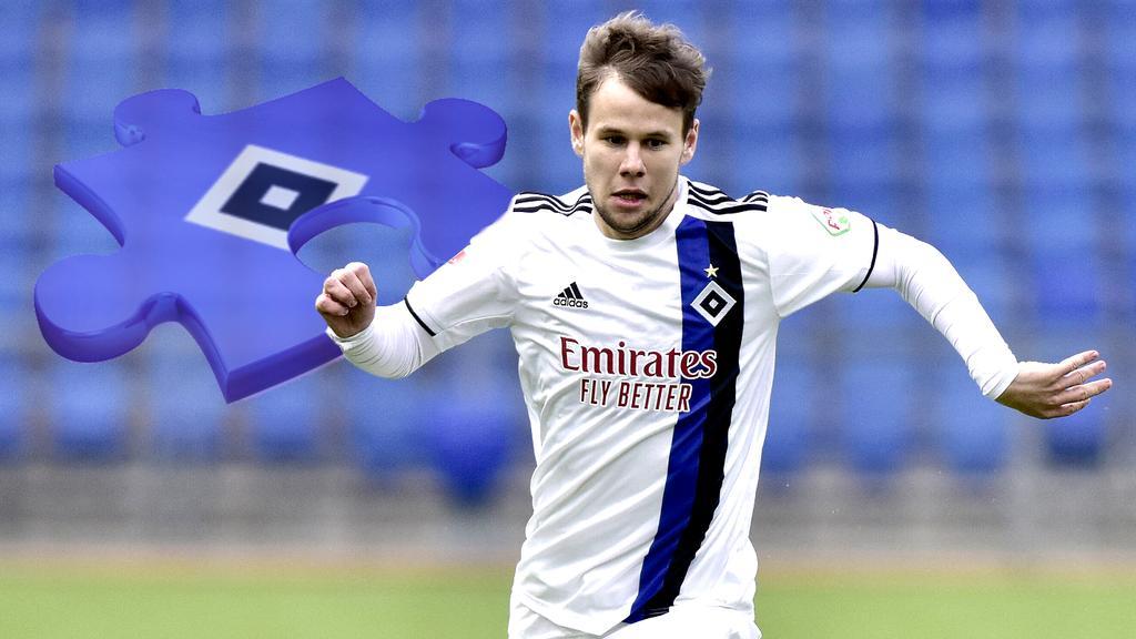 Louis Schaub soll den HSV zum Aufstieg führen