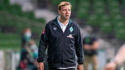 Florian Kohfeldt glaubt weiter an Werder Bremen
