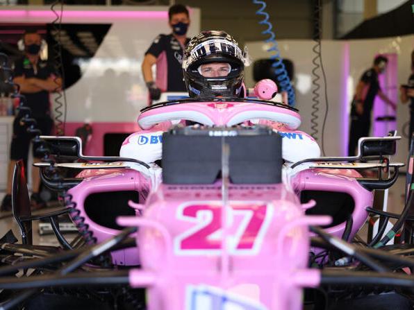 Wie lange Nico Hülkenberg für Racing Point fahren darf, ist noch offen