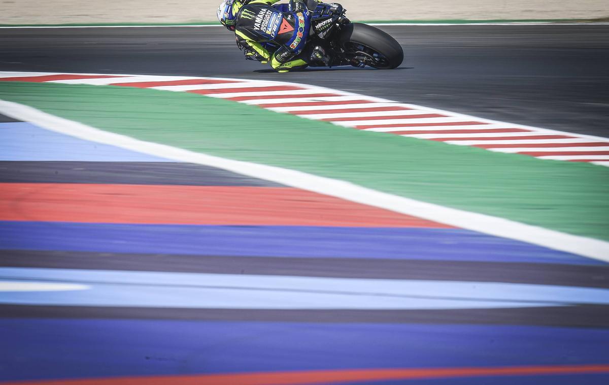MotoGP: Valentino Rossi verpasst das Podium