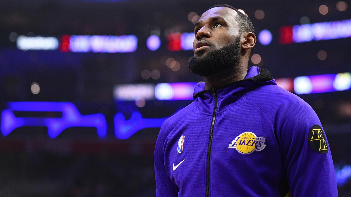 LeBron James hat die Lakers zum nächsten Titel geführt