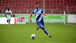 Der SC Paderborn nahmt Marcel Heller unter Vertrag