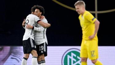 Die DFB-Elf muss insgesamt drei Länderspiele im November bestreiten