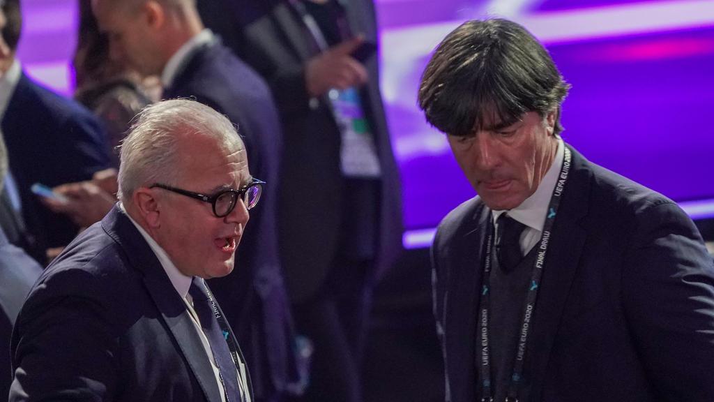 Fritz Keller soll Joachim Löw zur Vertragsauflösung gedrängt haben