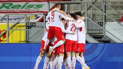 Jahn Regensburg holte wichtige Punkte gegen den SC Paderborn