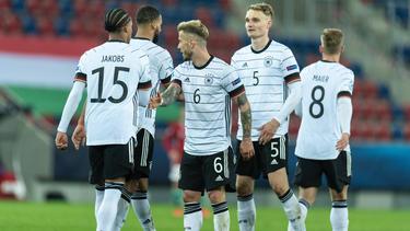 Deutschlands U21 ist im Klassiker gegen die Niederlande gefordert
