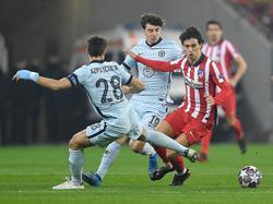 Das Duell Chelsea gegen Atlético Madrid verspricht Spannung