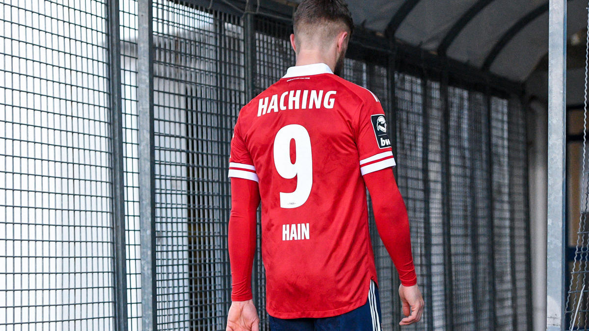Stephan Hain steht mit Unterhaching als Absteiger fest