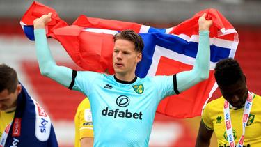 Örjan Nyland könnte beim HSV in die Fußstapfen von Sven Ulreich treten