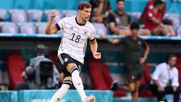 Leon Goretzka trifft mit Deutschland bei der EURO 2021 auf Ungarn