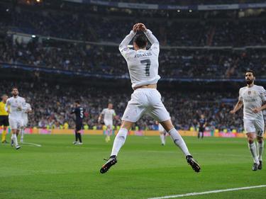 Los cuatro goles de Cristiano al Malmö suponen un nuevo récord a nivel personal para el luso. (Foto: Getty)