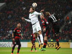 Bilder Bayer Leverkusen Werder Bremen 13 Dfb Pokal 20152016