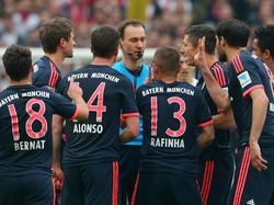 """Den """"Bayern-Bonus"""" gibt es tatsächlich"""