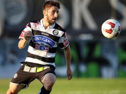 Aleksandar Todorovski verabschiedet sich aus Graz