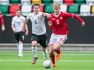 Für U19-Kapitän Valentino Müller erfüllt sich der Traum von der Endrunde nicht
