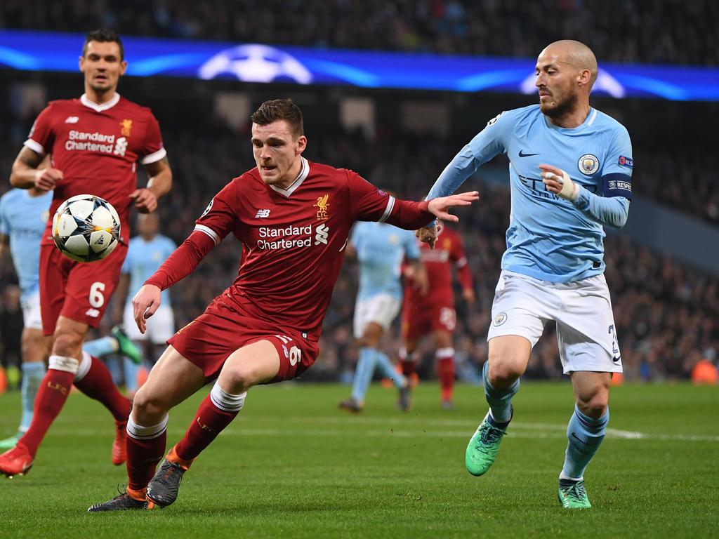 David Silva y los suyos quieren recortar distancia al Liverpool. (Foto: Getty)