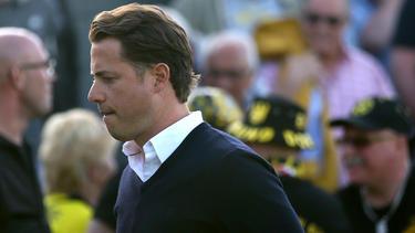 Lars Ricken leitet seit einigen Jahren die Geschicke der BVB-Jugend