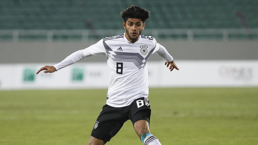 BVB-Spieler Mahmoud Dahoud kehrt ins DFB-Team zurück