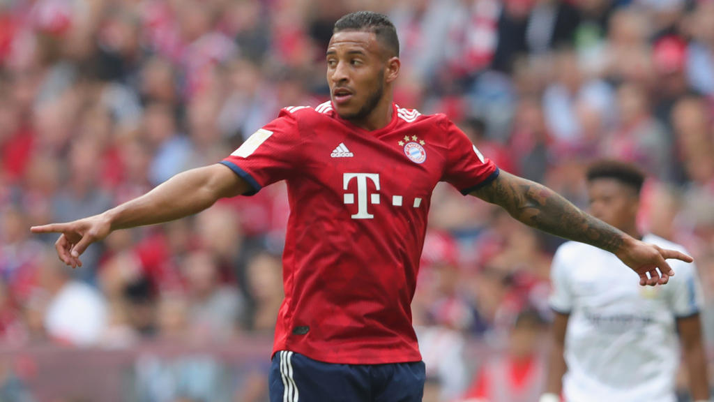 Corentin Tolisso reist mit dem FC Bayern ins Trainingslager nach Doha