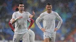 FC Schalke 04 wollte den früheren Real-Madrid-Star Pepe (l.) holen